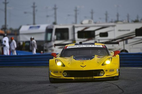 """Garcia on Corvette pace: """"We just have to keep working and not worry"""""""