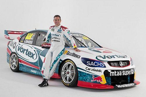 Neuer Look für Supercars-Rekordstarter Craig Lowndes