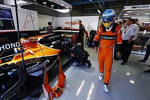 Formule 1 Actualités McLaren : Probable qu'Alonso reste si c'est une McLaren-Renault