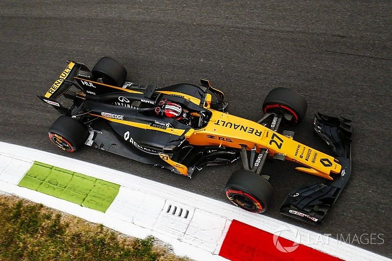 Los Renault se suman a la lista de sancionados en Monza