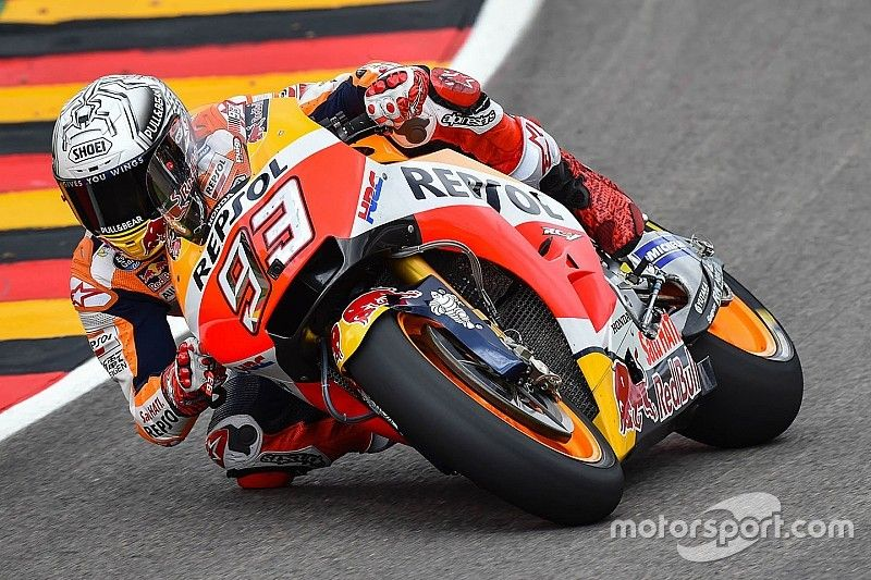 Marquez won't race new Honda chassis at Brno