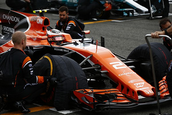 Formula 1 Breaking news Honda tak ambil langkah radikal untuk mesin F1 2018