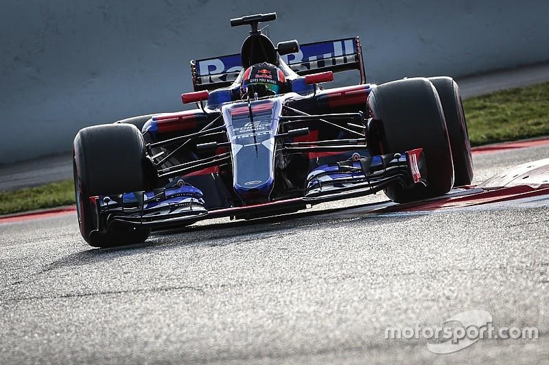 """Kvyat et Toro Rosso """"pas loin"""" d'une simulation de course"""