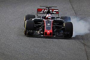 Grosjean believes Haas needs to change brake suppliers
