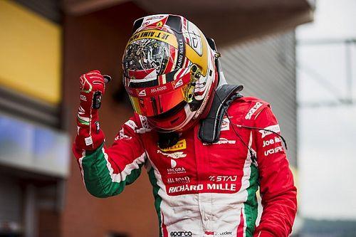 Formel 2 Jerez: Charles Leclerc gewinnt und ist Meister