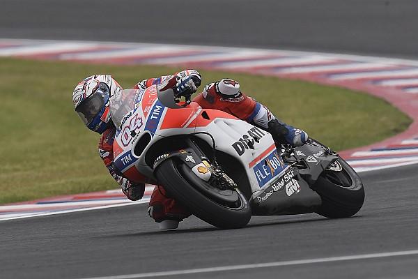 MotoGP Довіціозо підтримує зміну правила розподілу на дві кваліфікації