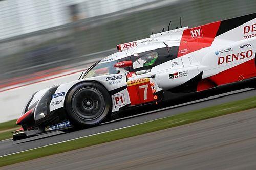 WEC Silverstone: Toyota bezet eerste rij voor openingsrace