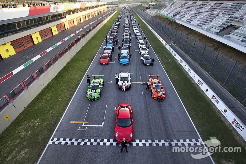 Oltre 500 Porsche nella grande festa del Mugello!