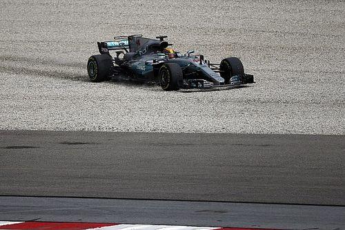 Mercedes, con problemas de base en Malasia