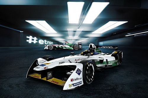 Audi estrena su e-tron para la Fórmula E