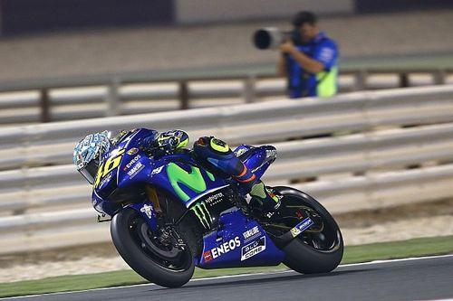 Rossi: Motosiklette değil lastiklerde sorun yaşıyorum