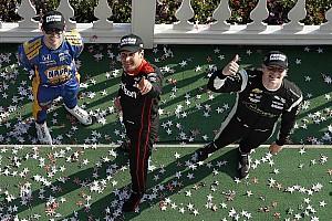 IndyCar Reporte de la carrera
