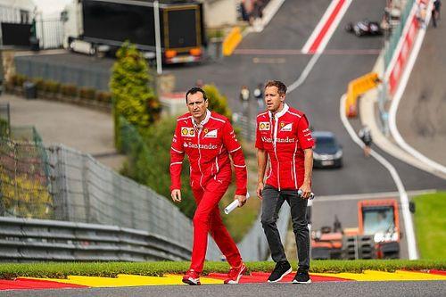 """Vettel: """"La Ferrari a Spa andrà molto meglio rispetto a Silverstone"""""""