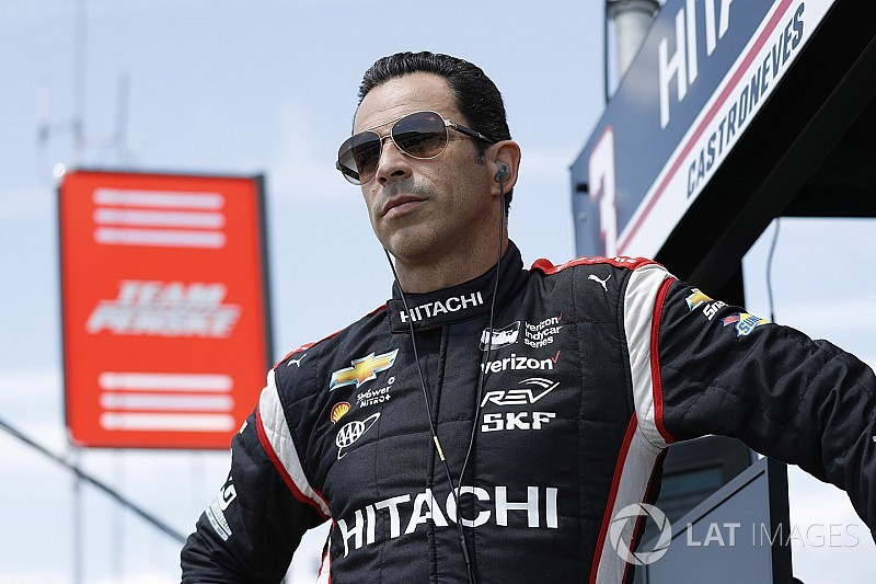 Castroneves' IndyCar future still undecided despite sportscar rumors