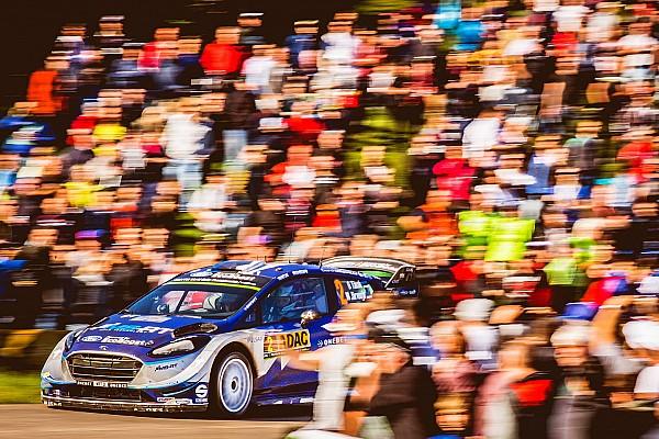 WRC Germany WRC: Tanak wins as Ogier reclaims points lead