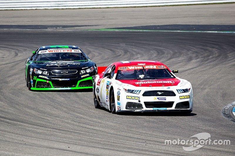 NASCAR-Euroserie in Hockenheim: Garcia und Kumpen siegen