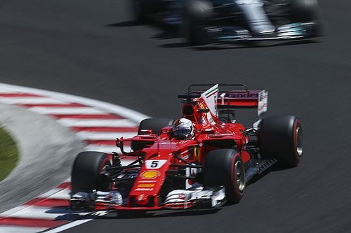 """Mercedes: Ferrari'nin yeniden dirilişi """"piste özgü"""""""