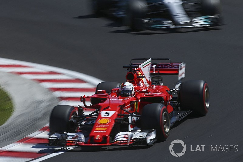 "Mercedes says Ferrari resurgence ""track specific"""