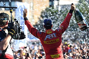 Формула E Репортаж з гонки е-Прі Монреаля: ді Грассі – чемпіон, Вернь виграв гонку