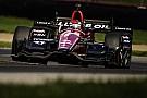 IndyCar Mikhail Aleshin pierde su asiento con Schmidt Peterson de IndyCar