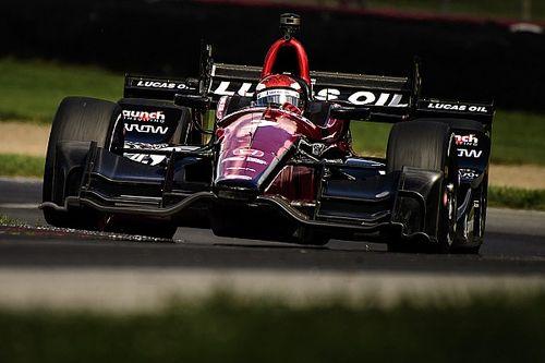 Aleshin loses Schmidt Peterson IndyCar ride
