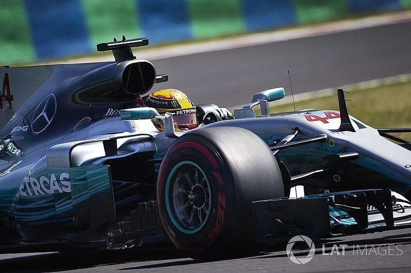 """Hamilton: """"Spero che i 3 punti persi oggi non si rivelino determinanti"""""""