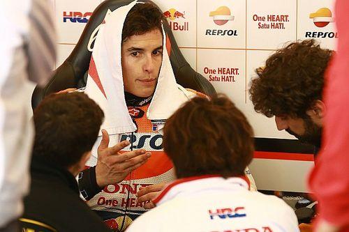 Problemen Honda volgens Marquez niet opgelost met overwinning