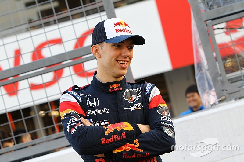 Gasly confirmed as Buemi's New York ePrix replacement