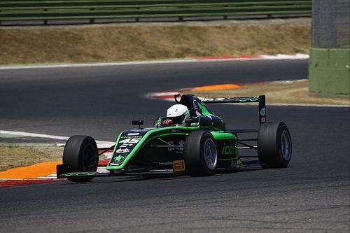 Gara 1: Ian Rodriguez trionfa a Vallelunga davanti a Marcus Armstrong