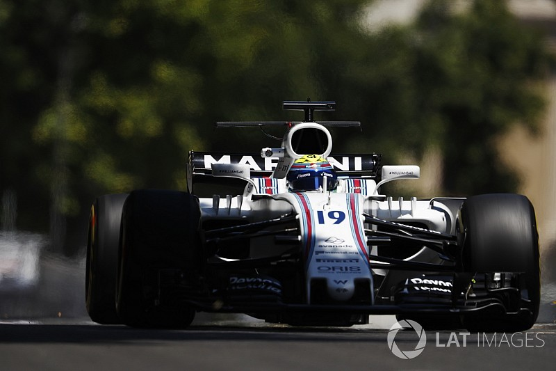 В Williams пересмотрели настройки после прошлогодних проблем в Баку