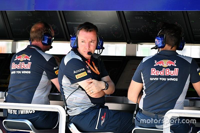 Toro Rosso официально назначила Эггинтона техническим директором