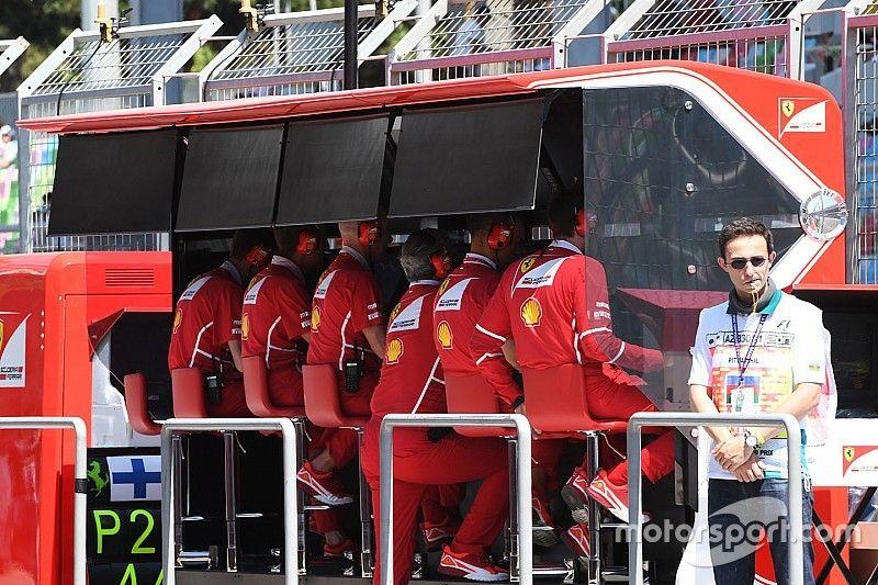 Fotogallery: i team radio del GP d'Azerbaijan