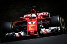 Sebastian Vettel: F1-Qualifying in Baku