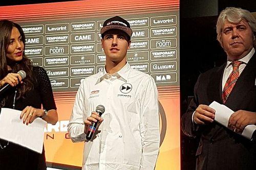 """Fuligni: """"Darò tutto per vincere il Campionato Europeo"""""""