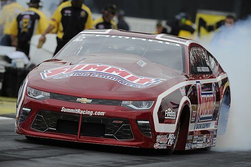 Kalitta, Hagan and Anderson lead qualifying Friday at the Circle K Winterationals