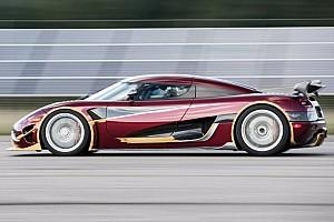 Automotive Nieuws Bugatti's record verbroken: Koenigsegg is sneller