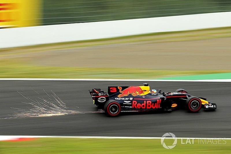 Fotogallery: le prove libere del GP del Giappone di F.1