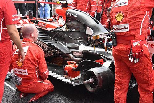 Inexperiencia y componentes de mala calidad son los problemas de Ferrari