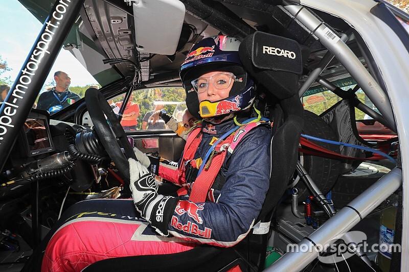 Molinaro w Panterze na Monza Rally Show