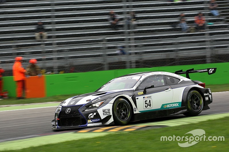 Lexus to join Blancpain GT full time in 2018