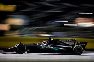 Formel 1 Reaktion Mercedes erstaunt: Nur Red Bull bei F1 in Singapur stärker