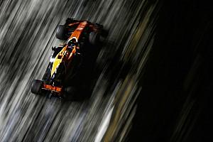 Forma-1 Motorsport.com hírek Vandoorne a McLaren autóját méltatja Szingapúrban