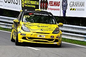 Renault Classic Cup : le calcul tombe juste pour Krebs et Wolf