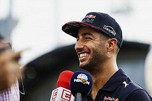 F1シンガポールGP FP1速報:リカルドが最速タイム更新で首位。ベッテル2番手