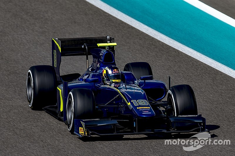 Carlin among three new teams on 2018 F2 entry list