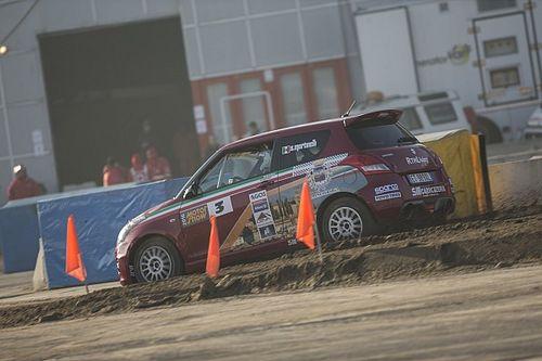 Motor Show, Trofeo Rally Suzuki: Martinelli si impone alla Motul Arena