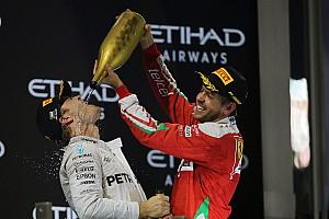 "Formula 1 Breaking news Vettel says it ""should be clear"" he's not replacing Rosberg"
