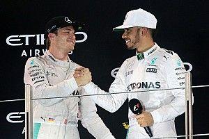 Voormalig Mercedes-baas: Hamilton vs. Rosberg net Hollywood-film