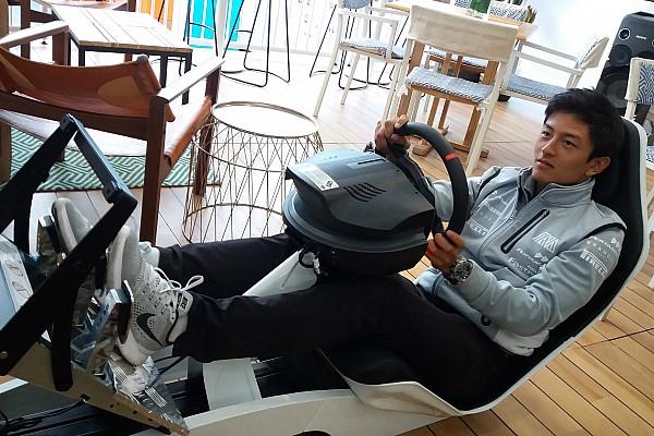 Ketika video game membantu Rio Haryanto ungguli Pascal Wehrlein