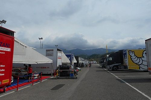 Carrera Cup Italia, Mugello e nuvole!